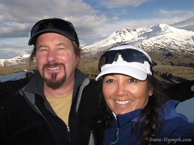2011 (May 30) Pt 2:  Mt St Helens - Views only