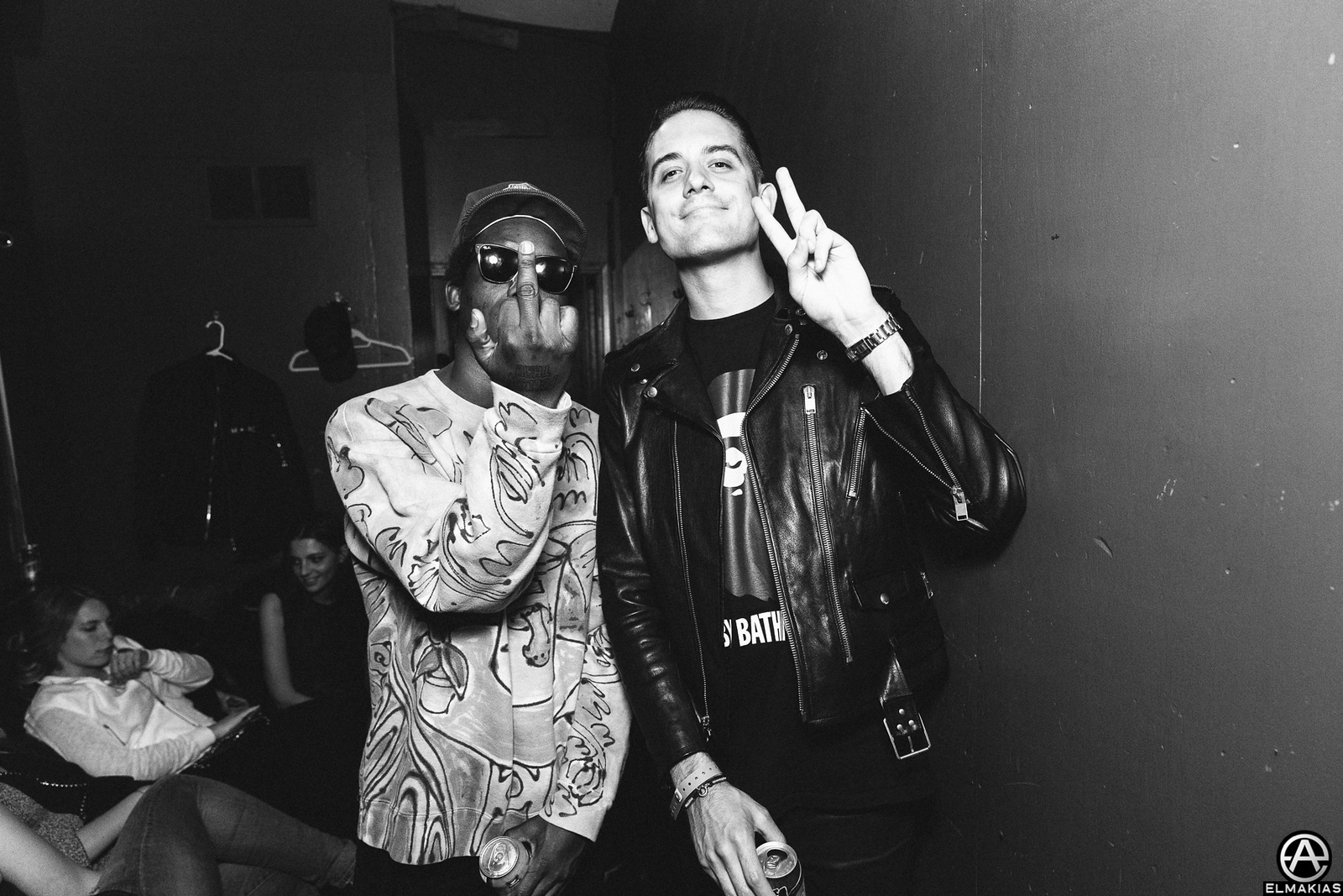 Skizzy Mars and G-Eazy