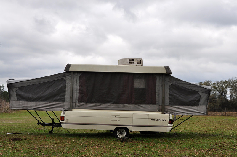 Coleman Camper For Sale