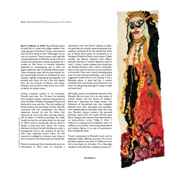 Selvedge Magazine #99 March/April 2021