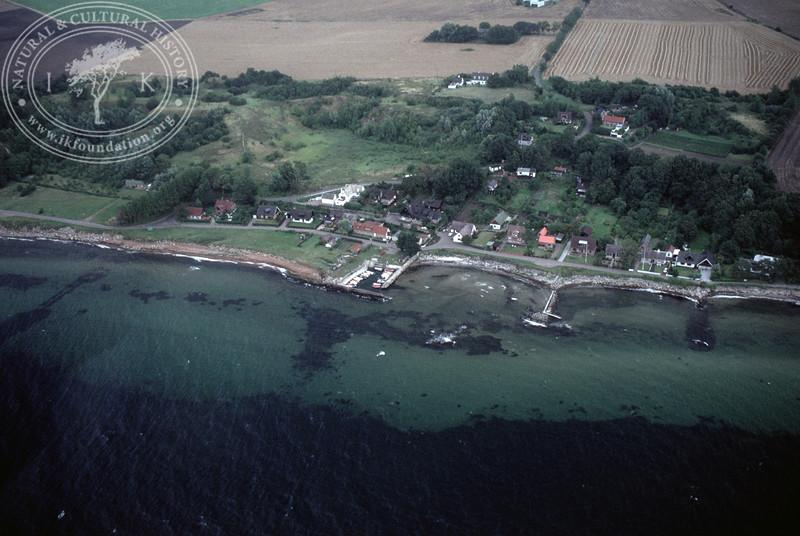 Glumslöv and the coastal line (1990) | PH.0137