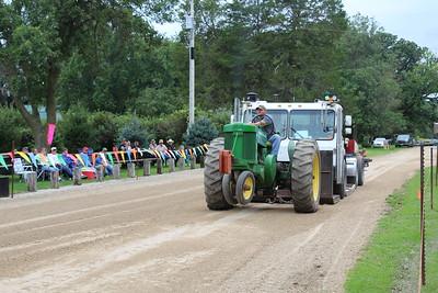 Granger Iowa Tractor Pull