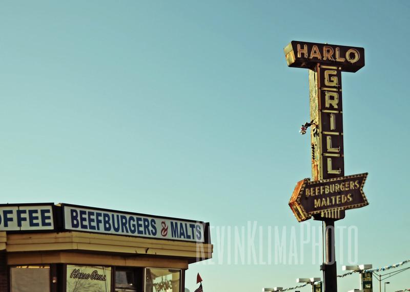 Harlo Grill  (closed)