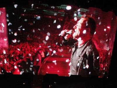 U2 360 Las Vegas - October 2009
