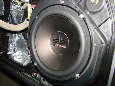 2005 Mazda 3 Speaker Installation