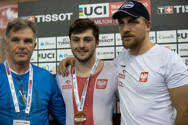 Leszek Sibilski / Mateusz Rudyk / Igor Krymski