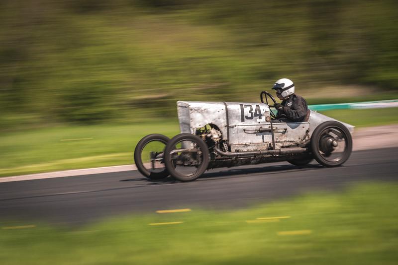 VSCC Curborough Speed Trials 2018