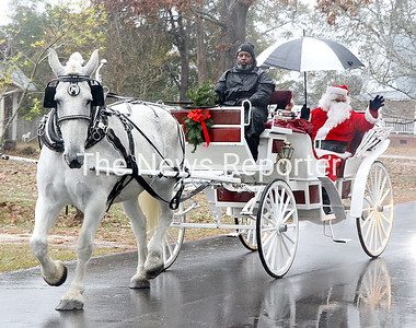 Riegelwood Christmas Parade 2019