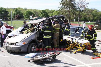 North Reading, MA - Mock MVA, 5-13-10