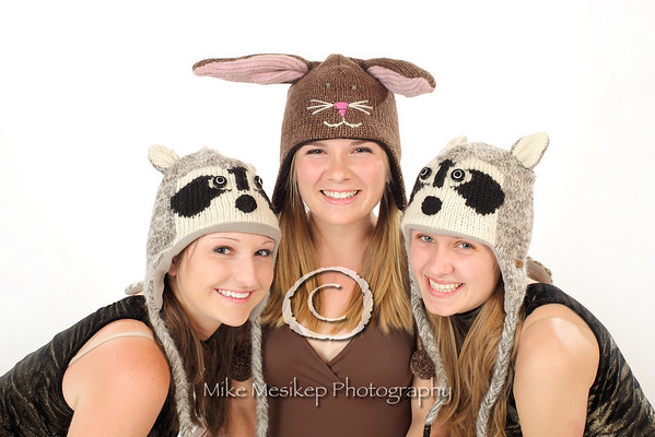 Mackenzie, Emily & Charlotte