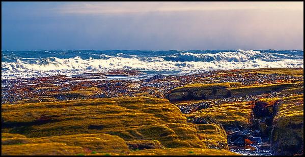 003 - Hartley Bay, Northumberland Coast, UK – 2016.