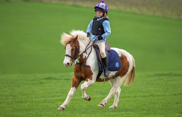 Croome Hunt Pony Club Games Training April
