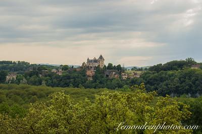 Château de Montfort & la Dordogne
