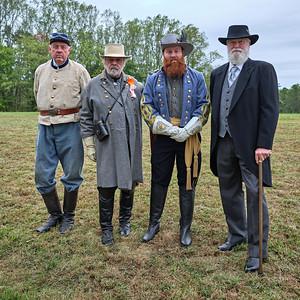 J.E.B. Stuart 28th Annual Civil War Encampment, 2019