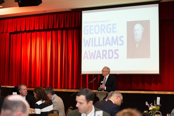 George Williams Award Luncheon 2015