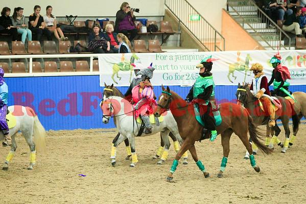 2014 08 23 PCAWA State Dressage Champs Musical Ride 9 Busselton Robin Hood