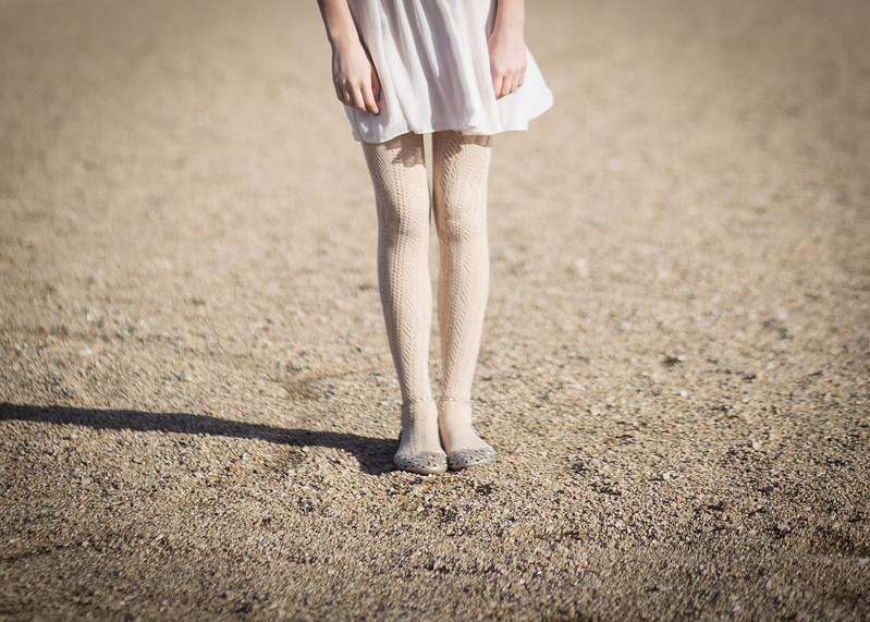 White Stockings in the Desert