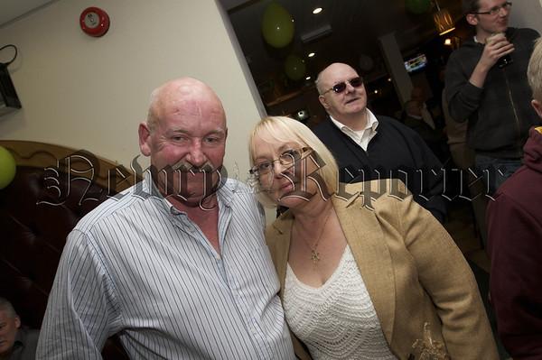 Charity Night in aid of Macmillan Nurses,Malachy and Linda.10W45N709