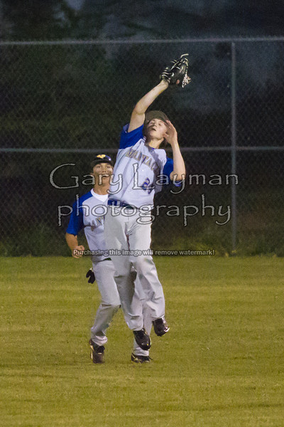 Baseball Mantachie at Belmont 3-24-12