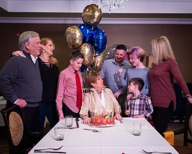 Sue Hickman Birthday Party