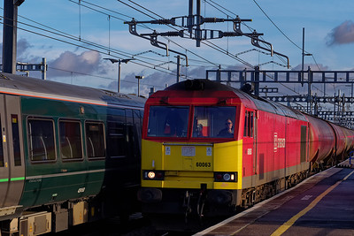 Didcot staion, West End & Foxhall Junction