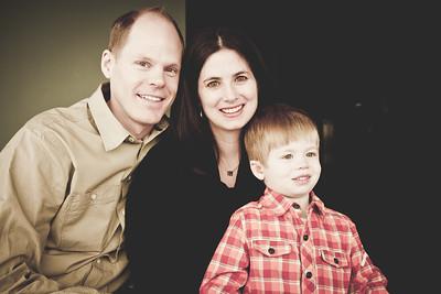 Carlson Family, 4/13