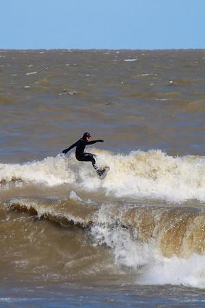 Surfin' Lake Erie