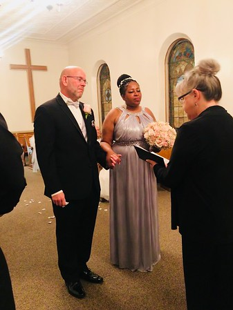 Stacy & Brad Wedding