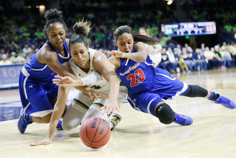 Sample NCAA sports  photo by Marcus Snowden 2015-16