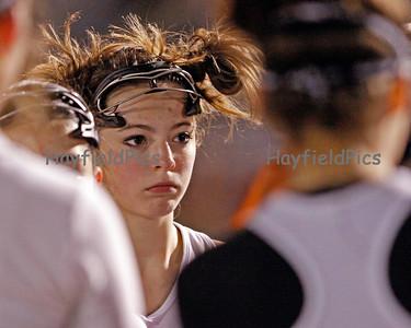 Girls Lacrosse Mount Vernon 3/24/09