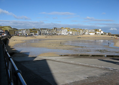 St Ives and Carbis Bay Nov 2010