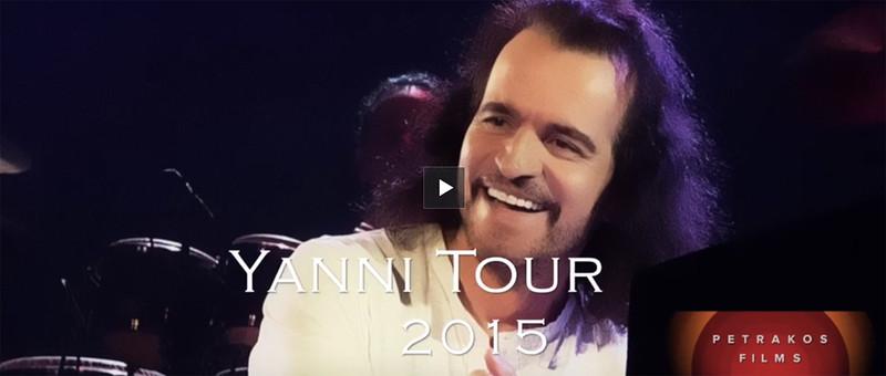 Yanni Tour 2014-2015  Oracle Arena Oakland,California-Sep.16, 2014