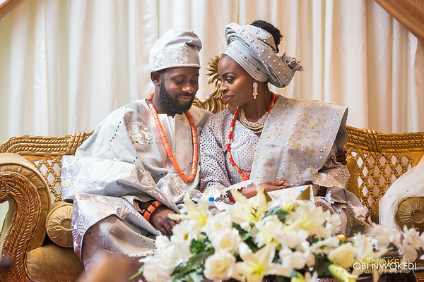 Tolu and Spencer / Nigerian Traditional Engagement Wedding in London
