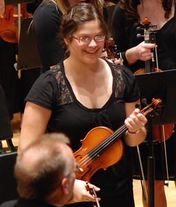 2011 05 19: Concerto Concert, Federica, Duluth East HS @ Weber Hall, UMD