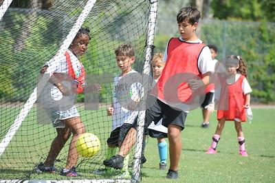 Simply Soccer Camp Week 4 July 13-17, 2020
