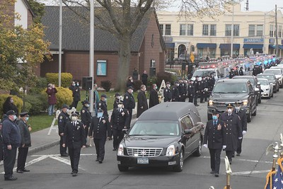 Ex-Captain Giordano Funeral [4-27-20]