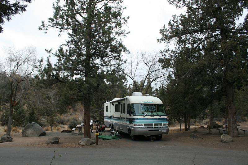 Tumalo State Park, Bend, Oregon