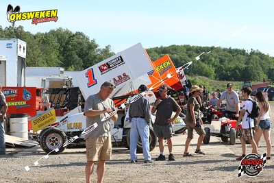 Ohsweken Speedway- July 25th