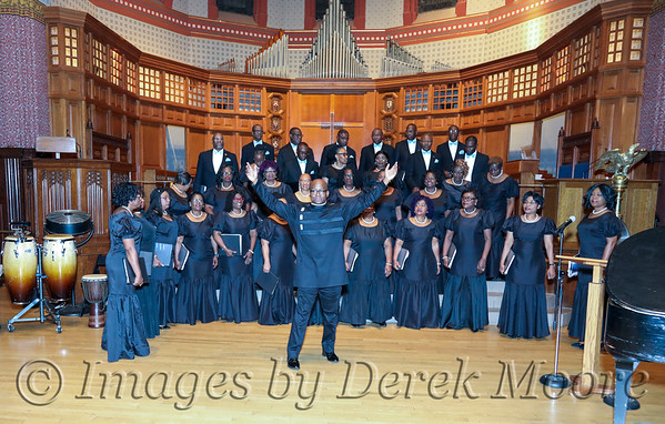 "Part 1 of 2 - UL Chorus ""A Night of Music in New Haven"""