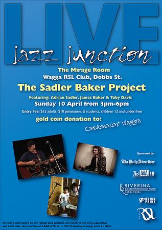 10/4/11 The Sadler Baker Project