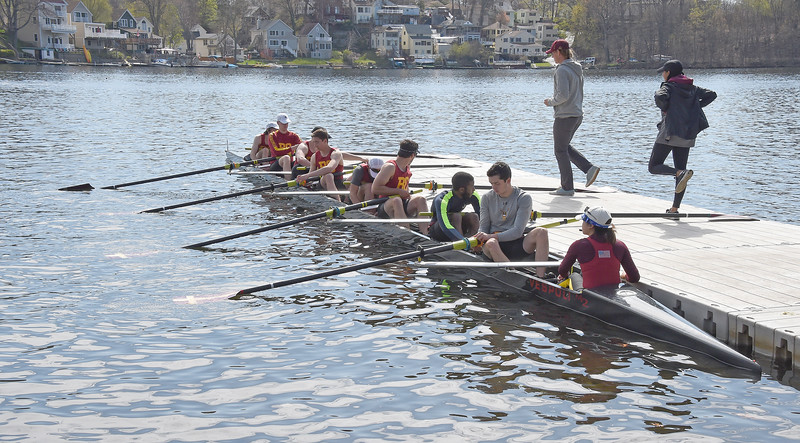 New England Rowing Championships - April 30, 2016