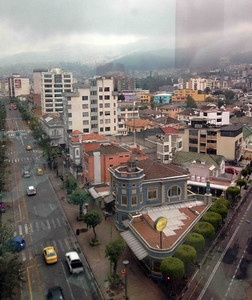 Scenes from Quito