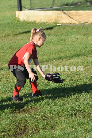8U Trinity vs Corrigan Game 1