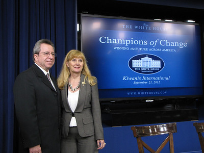 2012 White House Champions of Change