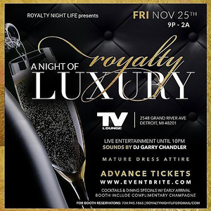 TV Lounge 11-25 16 Friday