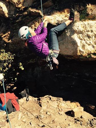 2015 Winter Break Trip to Mount Lemmon