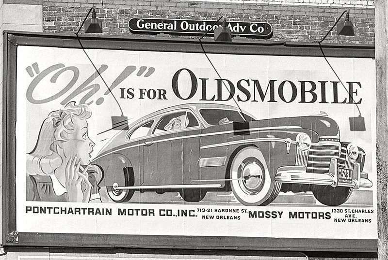 """""""Oh!"""" is for Oldsmobile (1941)"""