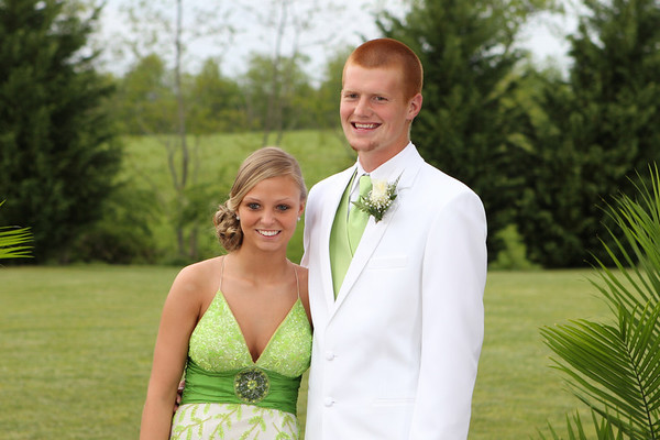 Auburn Prom - 2011