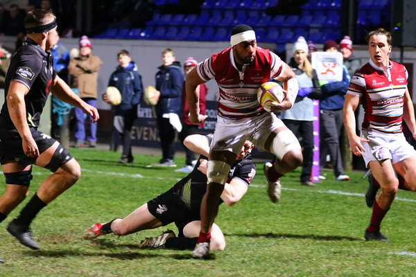 Watsonians Rugby v Southern Knights