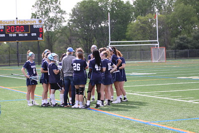 Howard JV Girls Lacrosse vs Mt. Hebron May 3, 2016